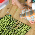 Fine Motor Skill Activity- Toddler Invented