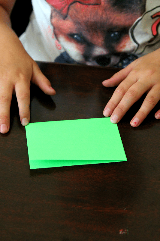 reate a crayon table tray with papercrafting, from the mind of a 9 year old