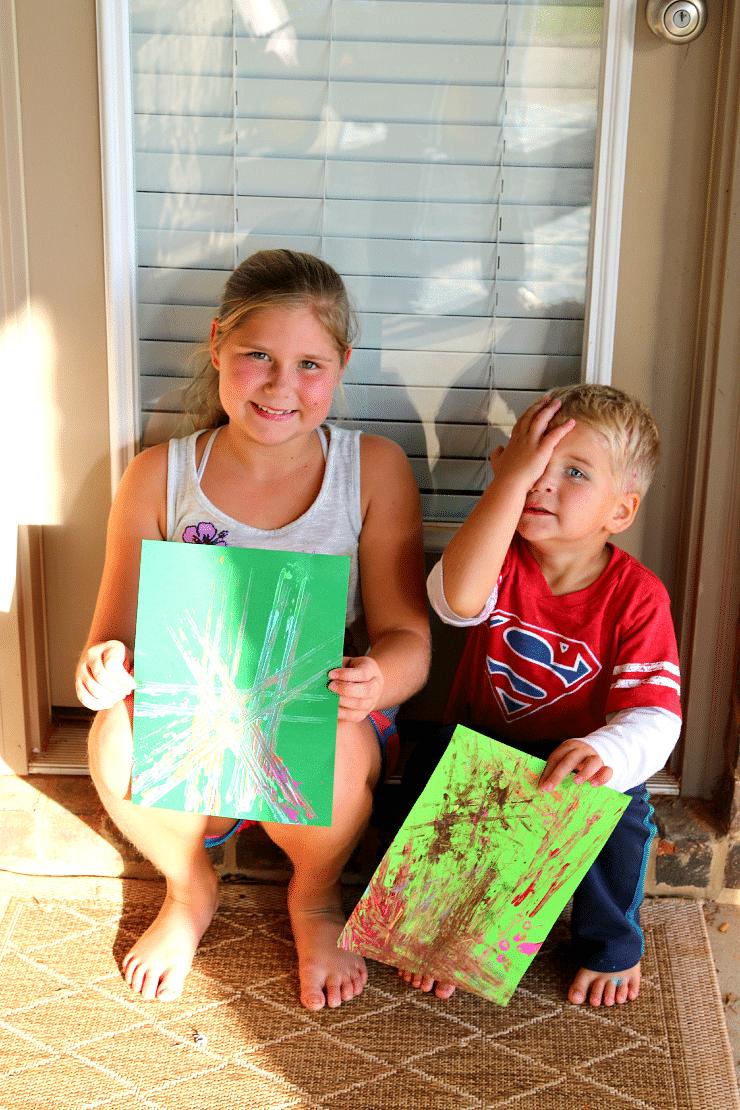 boys crafts kids crafting
