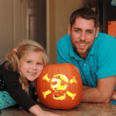 Carving a pumpkin safely this Halloween, DIY Fun