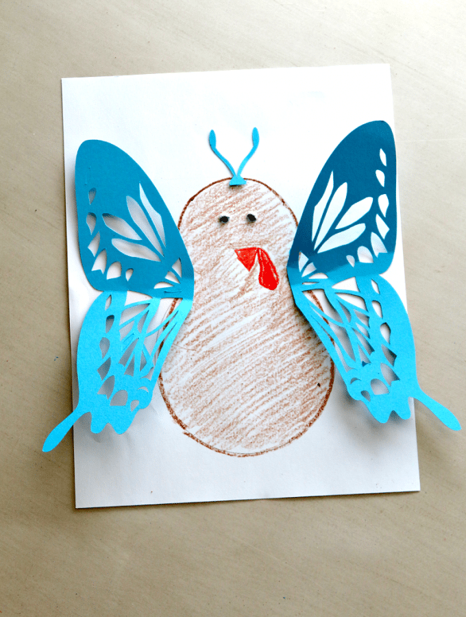 Disguise a Turkey with Free Printable Template