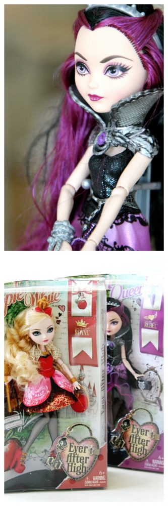 Ever After High Thronecoming Briar Beauty Is perfection!~ Ever After High Dolls Briar Beauty Thronecoming