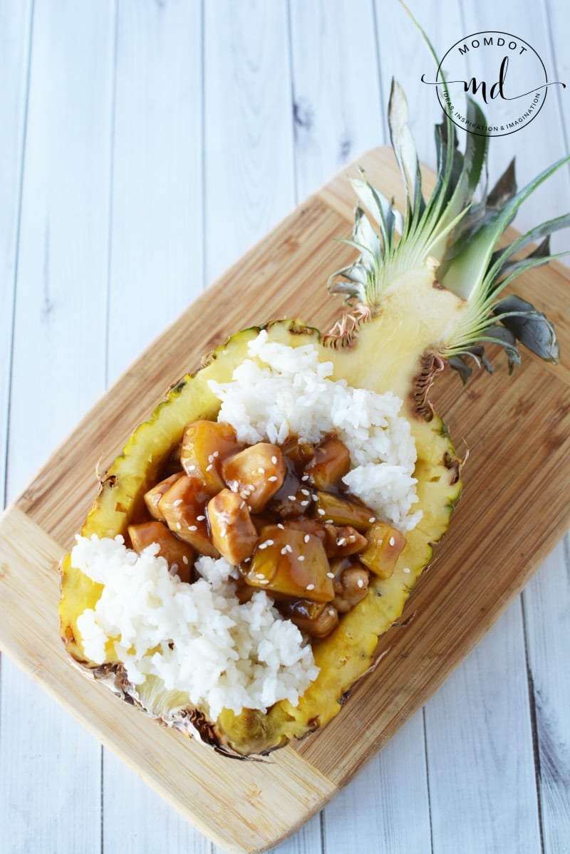 Pineapple Chicken Recipe | How to make Pineapple Chicken with Bonus Pineapple Teriyaki Recipe