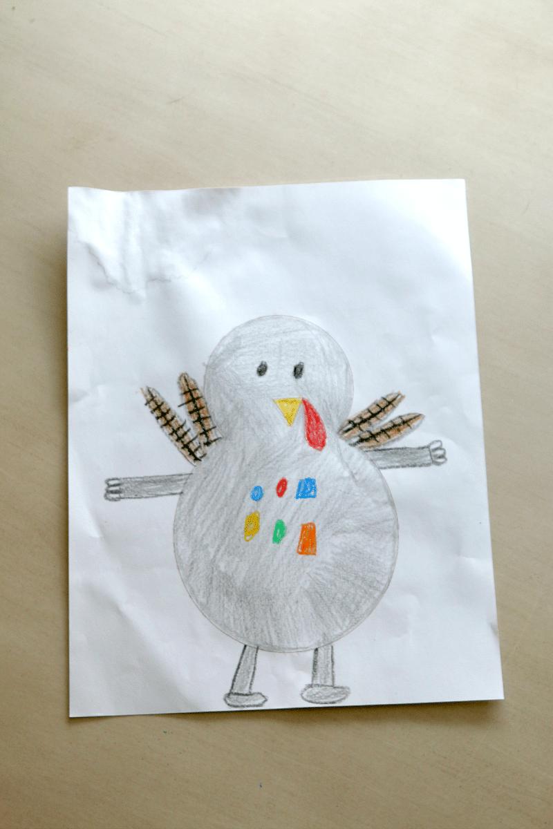 robot turkey in disguise
