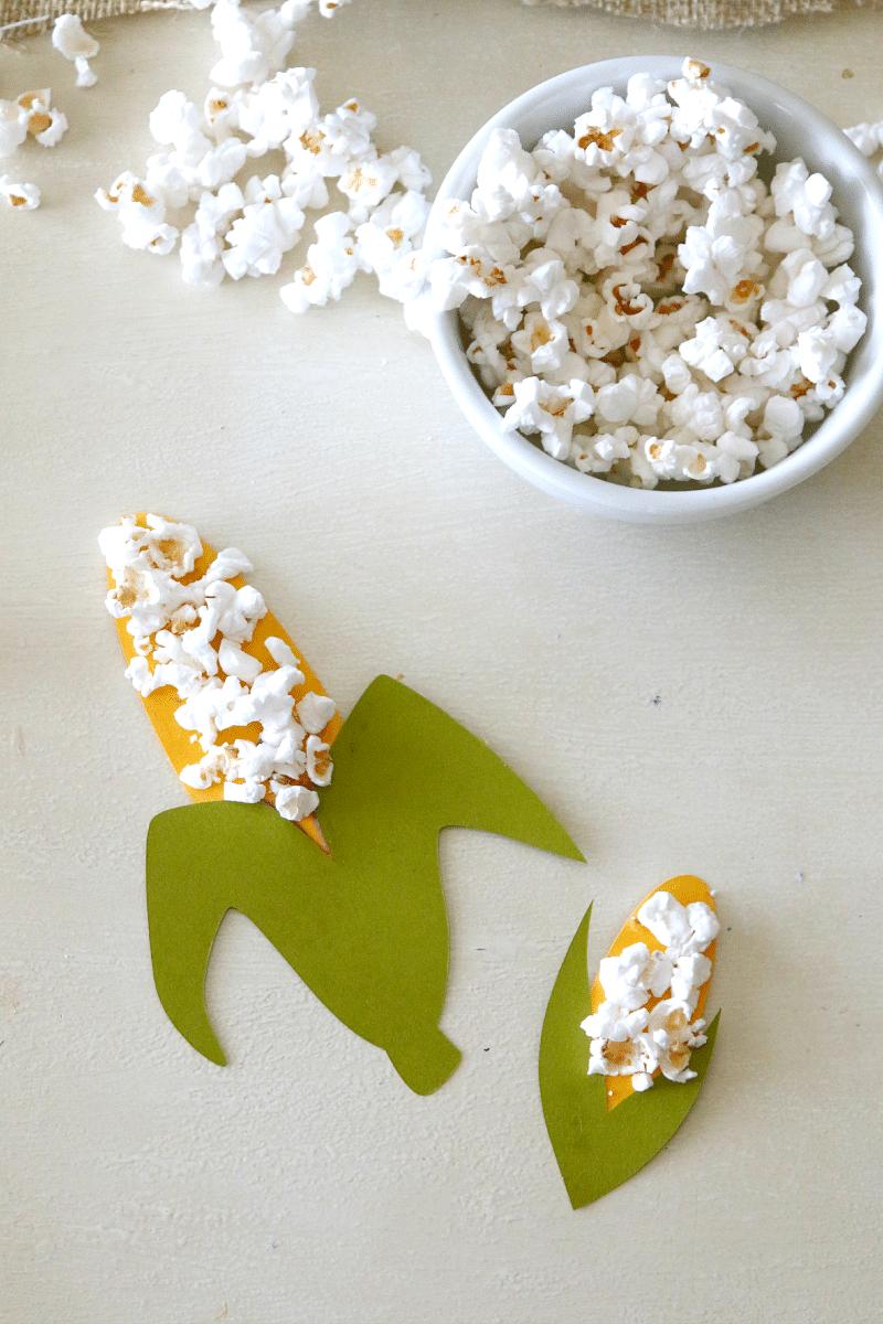 thanksgiving food craft