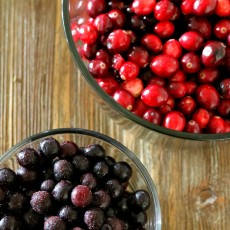 best cranberry sauce recipe, Cranberry Blueberry Sauce Recipe
