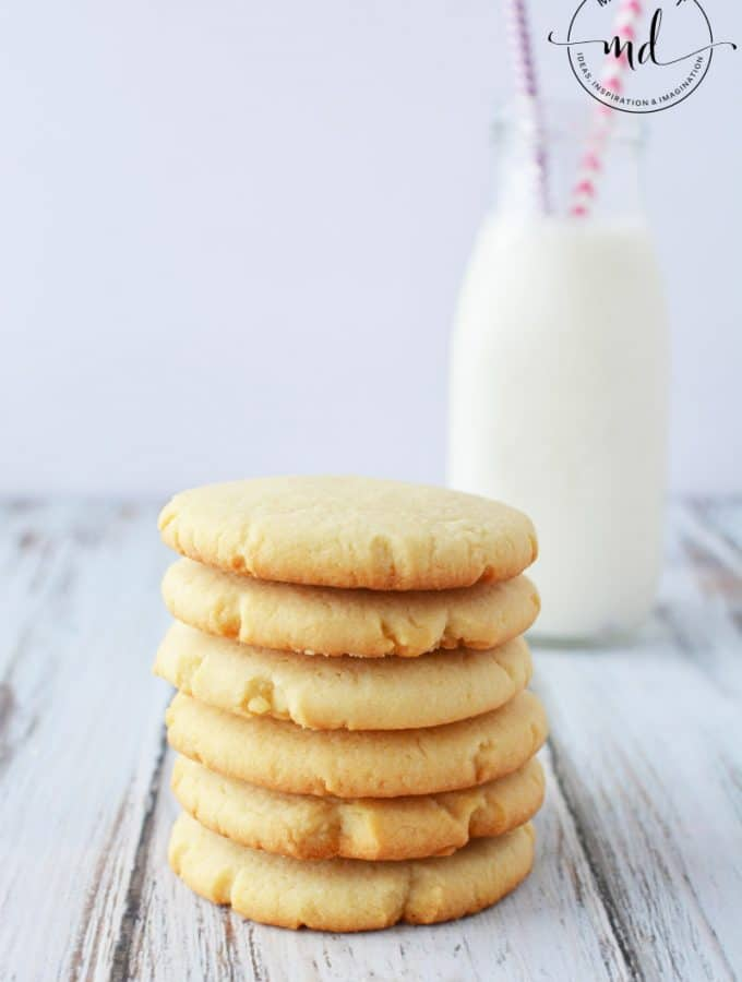 Sugar Cookie Recipe Soft Chewy Cookies Perfect for Icing