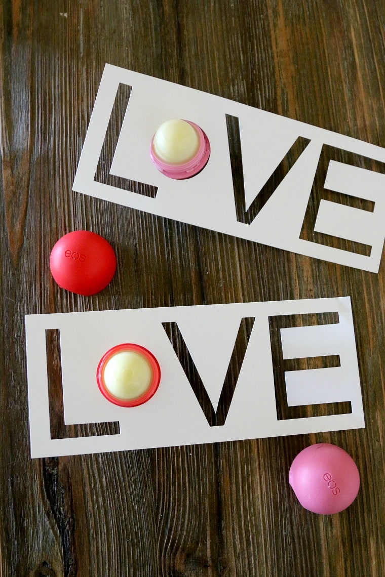 EOS Valentines: Perfect Valentine Handout for Teens, Free Printable, Free Silhouette Cut file
