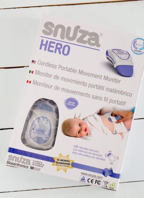 Snuza Hero Portable Baby Monitor Review