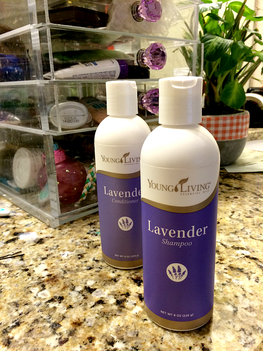 young living lavender shampoo review