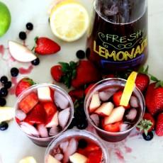 lemonade berry juice recipe