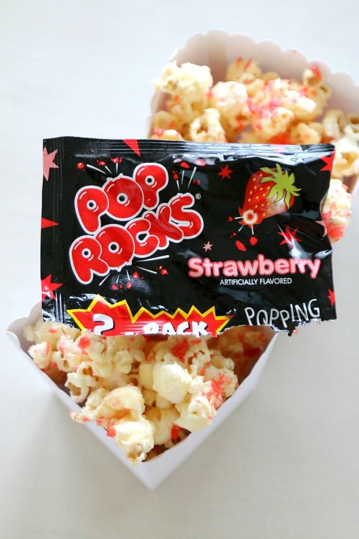 Firework Popcorn: A Recipe that POPS!