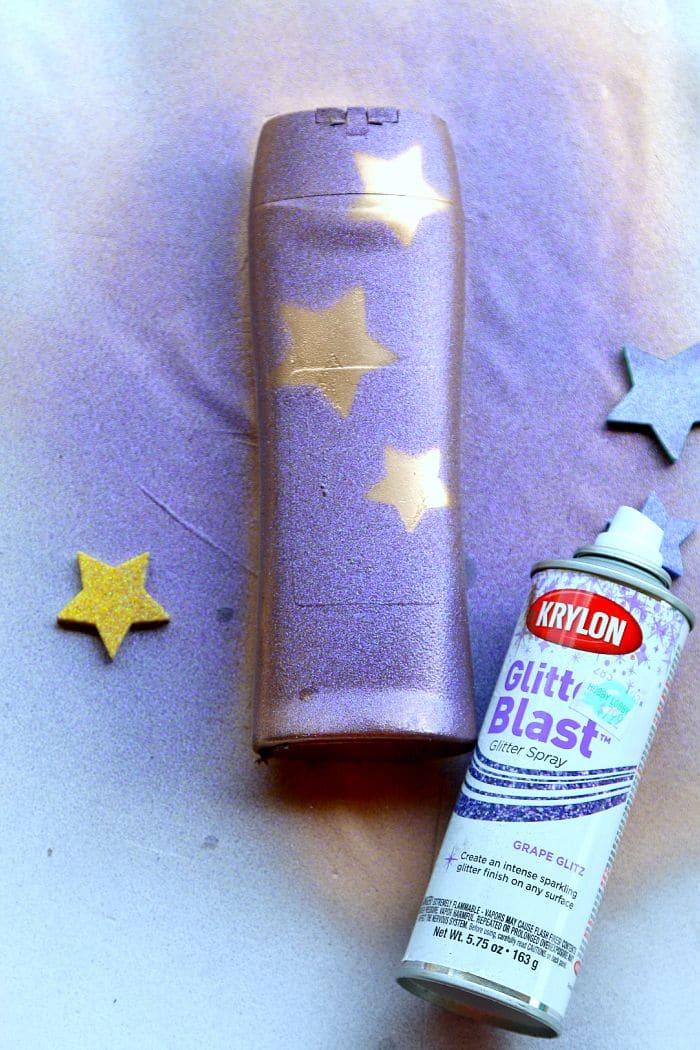 glitter blast