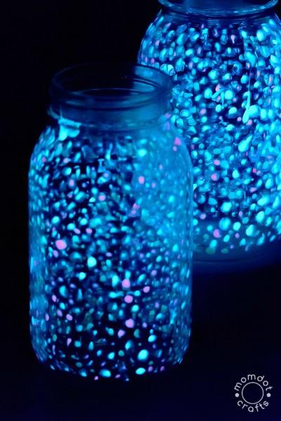 Create a Galaxy Jar DIY for Kids