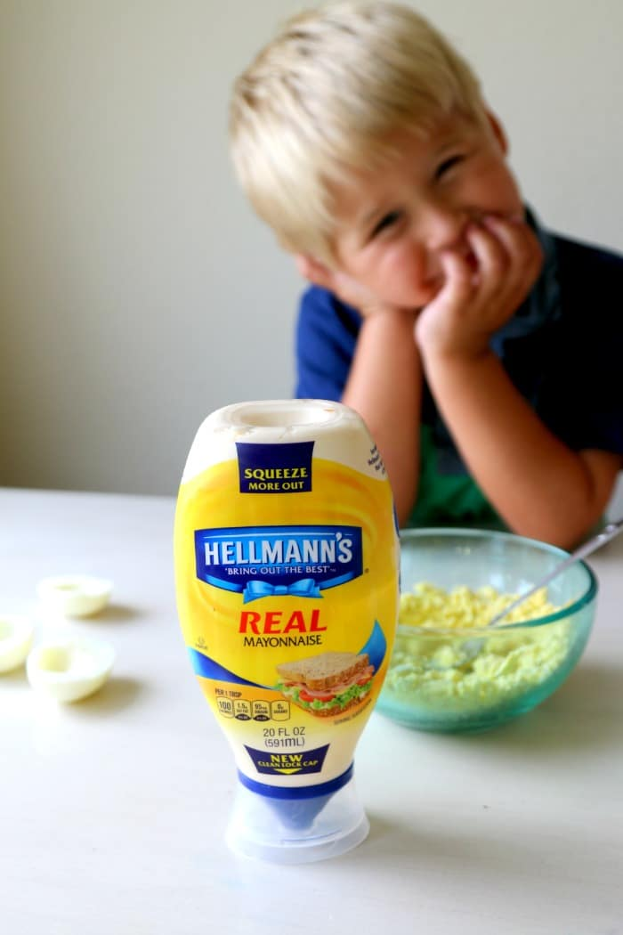 hellmanns squeeze mayo
