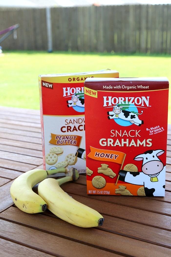 organic horizon snacks