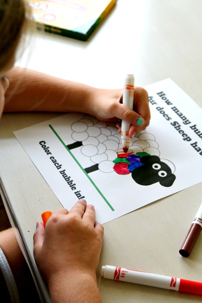 shaun the sheep printable