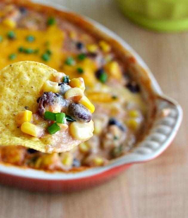 Mexican Chicken & Corn Casserole Recipe