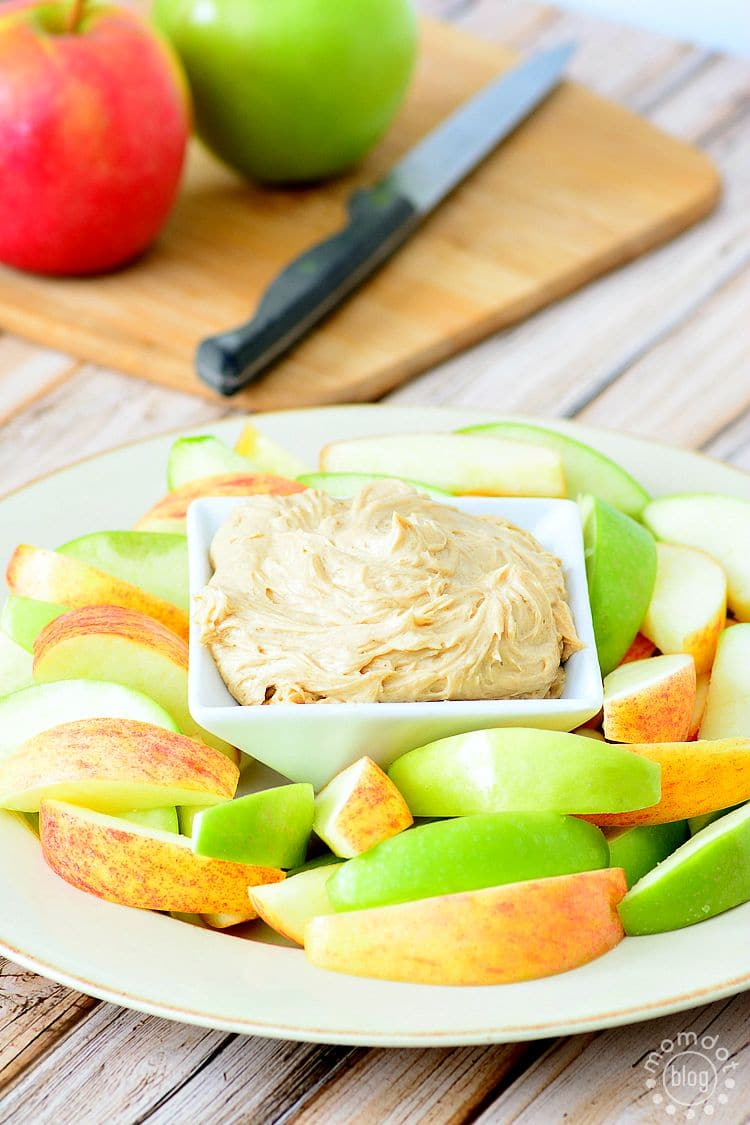 Peanut Butter Dip, Looking for an easy and fun after school snack? Check out this go to recipe for kids