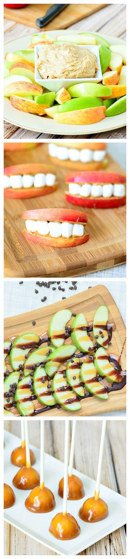 apple after school snacks