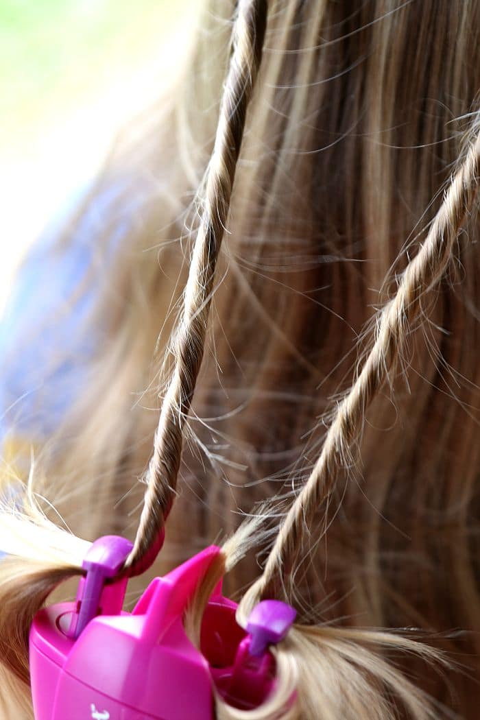 conair twist hair