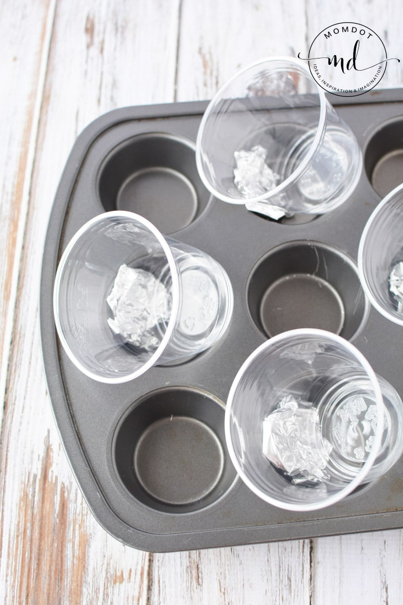layering jello