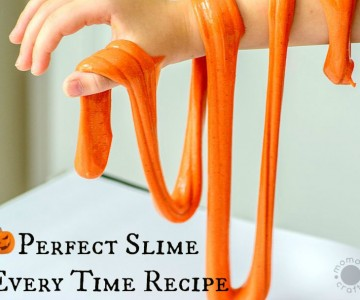 perfect slime every time