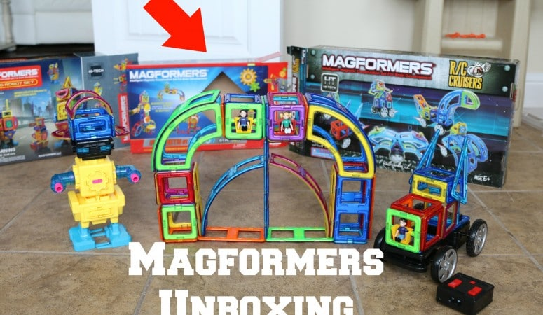MAGFORMERS: Magnetic Building Sets