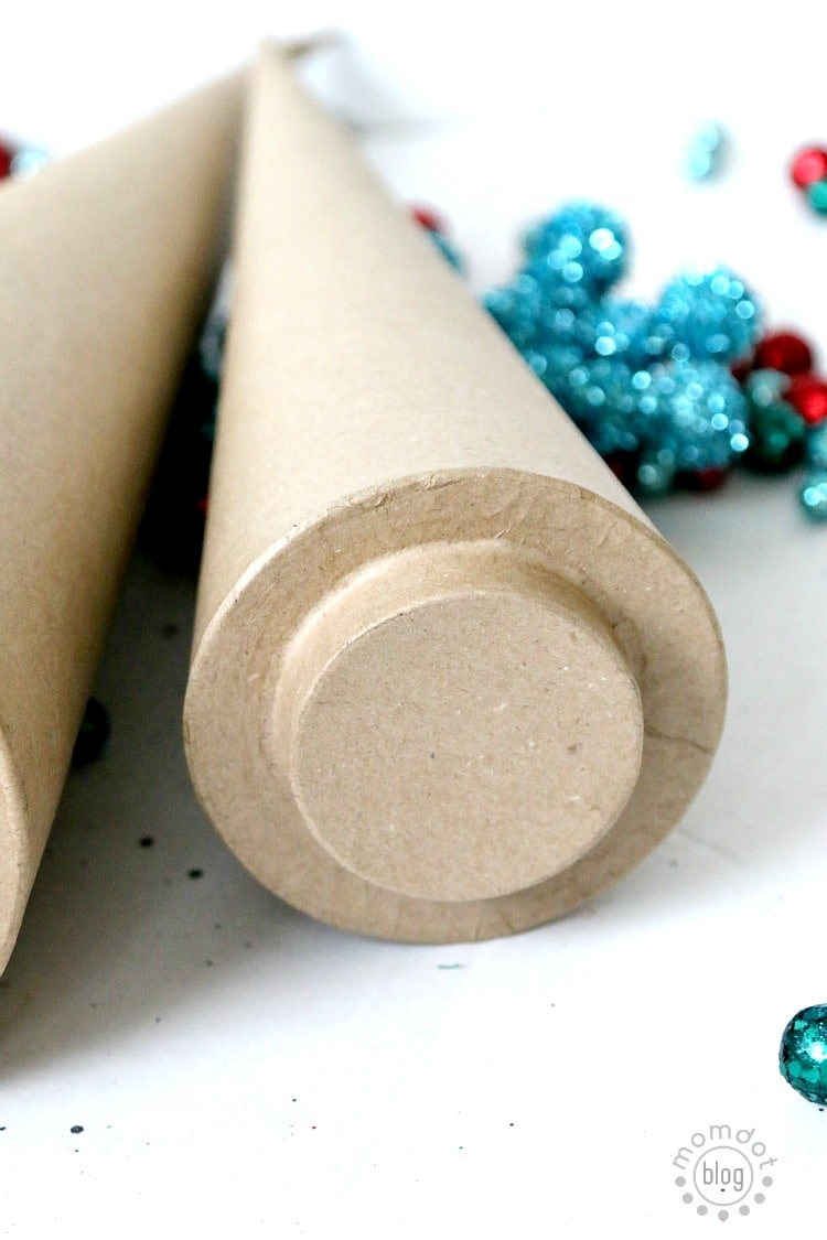 DIY wrapping idea: How to creatively wrap bottles for Christmas, easy clever idea and no one will guess whats inside