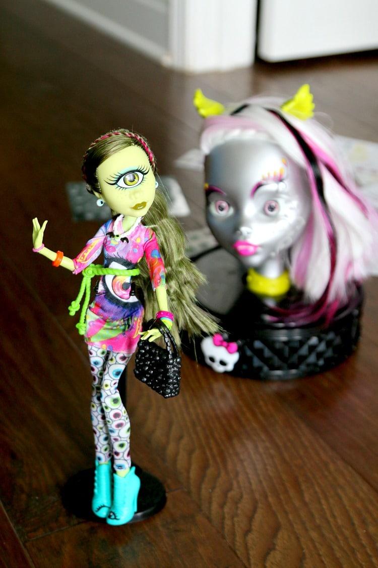 Monster High Create A Monster Head