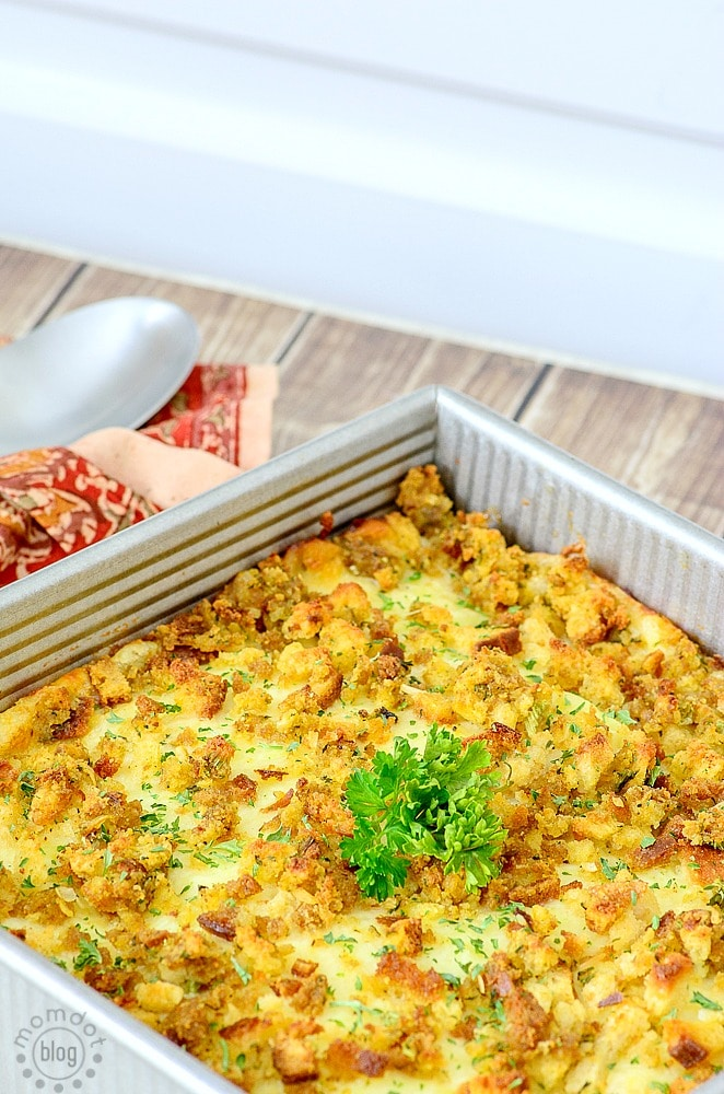 TURKEY CASSEROLE - A way to love your leftovers and use up all that tasty turkey