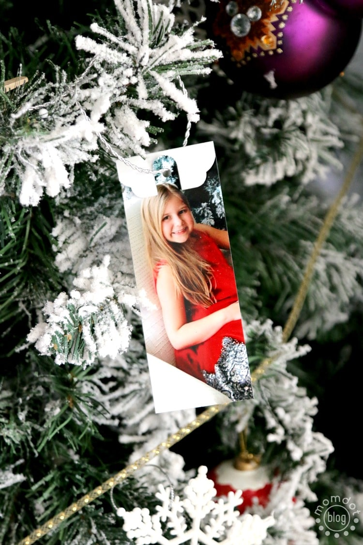 Create Photo Tags: Perfect for non-reading kids to identify gifts
