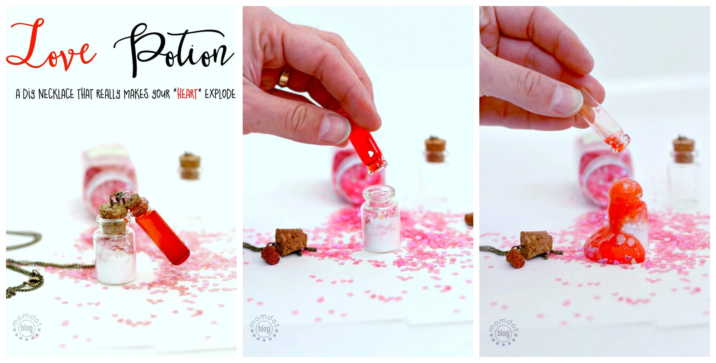 How to make a love potion