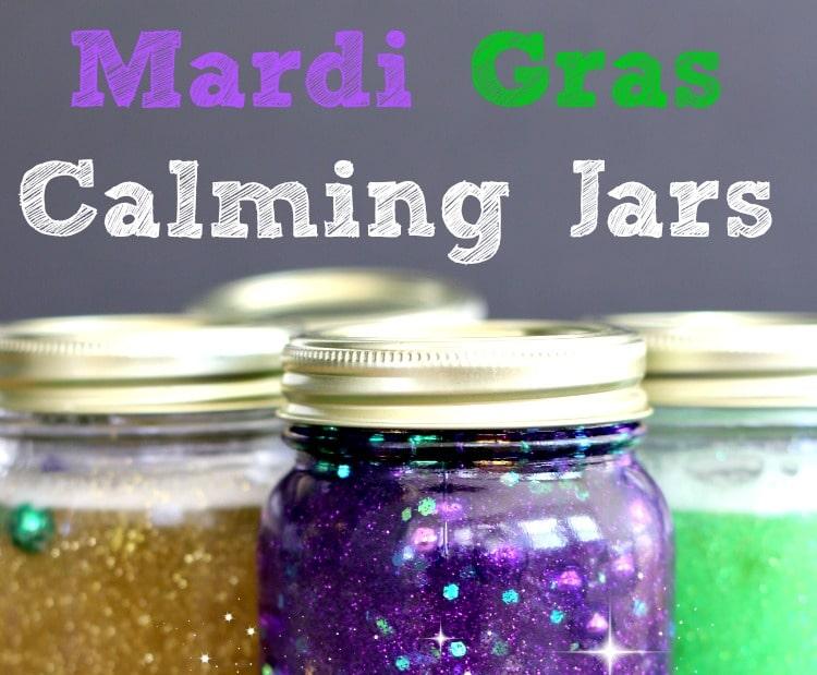 calming jars