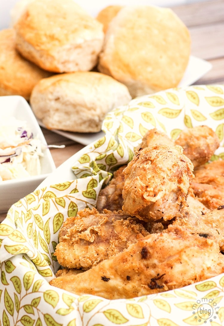 Copycat KFC Original Chicken Recipe