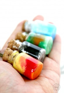 Create an Element Jar Necklace for Nerdy Friends (like me)