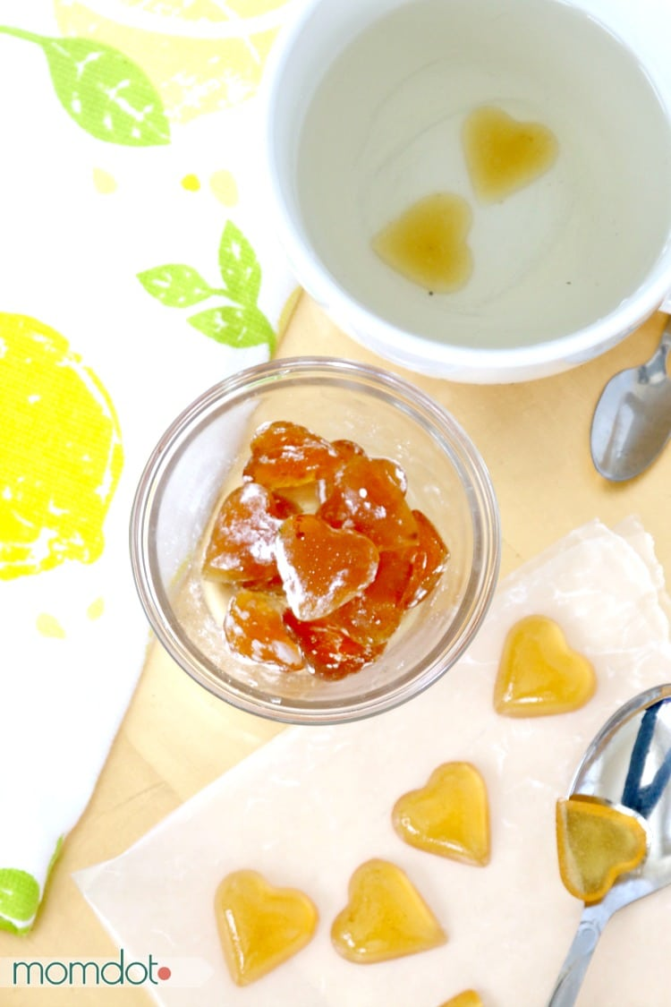 How to Create Microwave Hard Candy: Make Honey Drops for melting in hot tea, under 5 minutes!