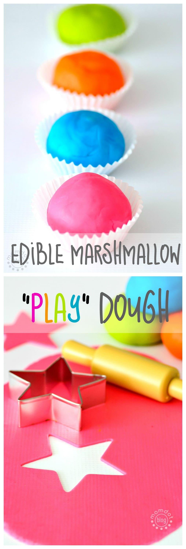 is playdough edible
