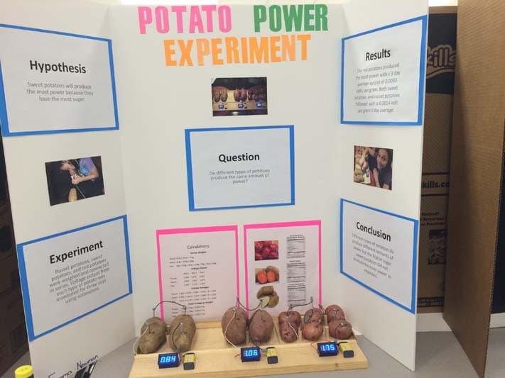 75+ Science Fair Project Ideas