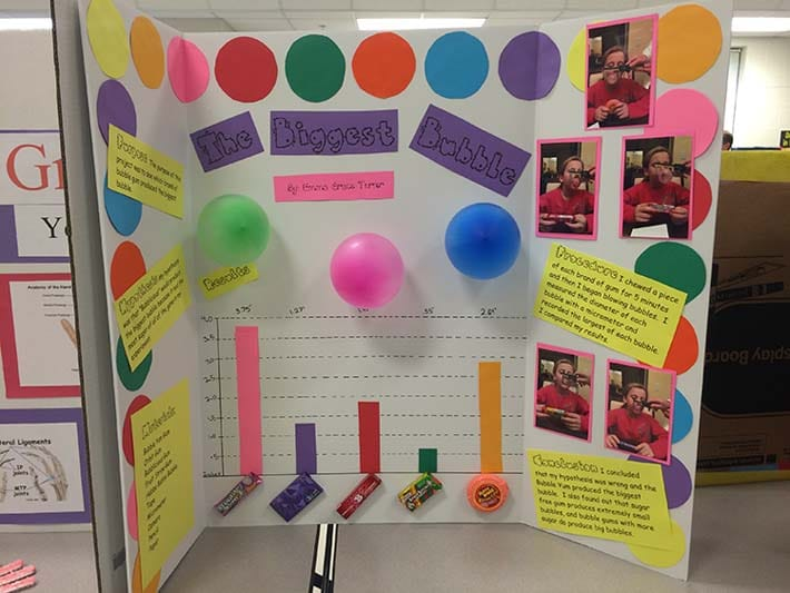 easy 7th grade science fair projects This science fair project for 6th, 7th, and 8th grade, with readily observable results, addresses both the science content as well as implications on a broader human scale.