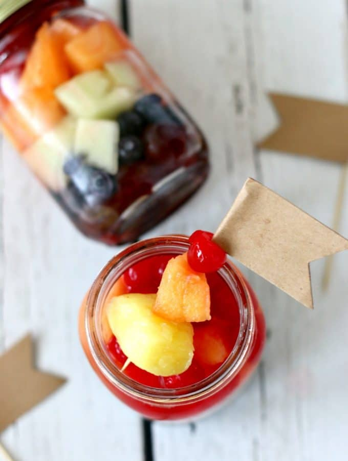 Boozy Fruit Jars…cause why not.