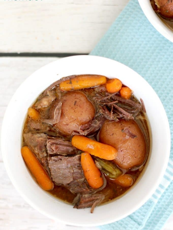 Hands down the easiest Pot Roast you will make all year.