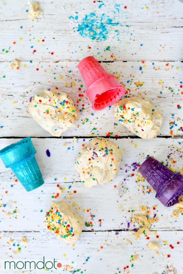 Edible Peanut Butter Play Dough Recipe