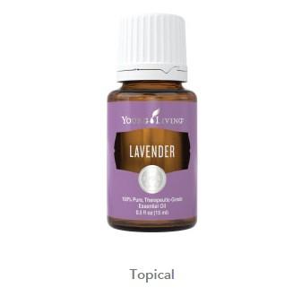 lavendar essential oil