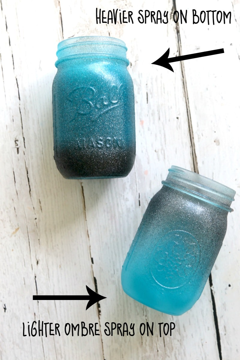 Mason Jar Night lights, How to seaglass