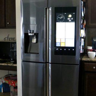 Samsung Family Hub 4-Door Flex Refrigerator: