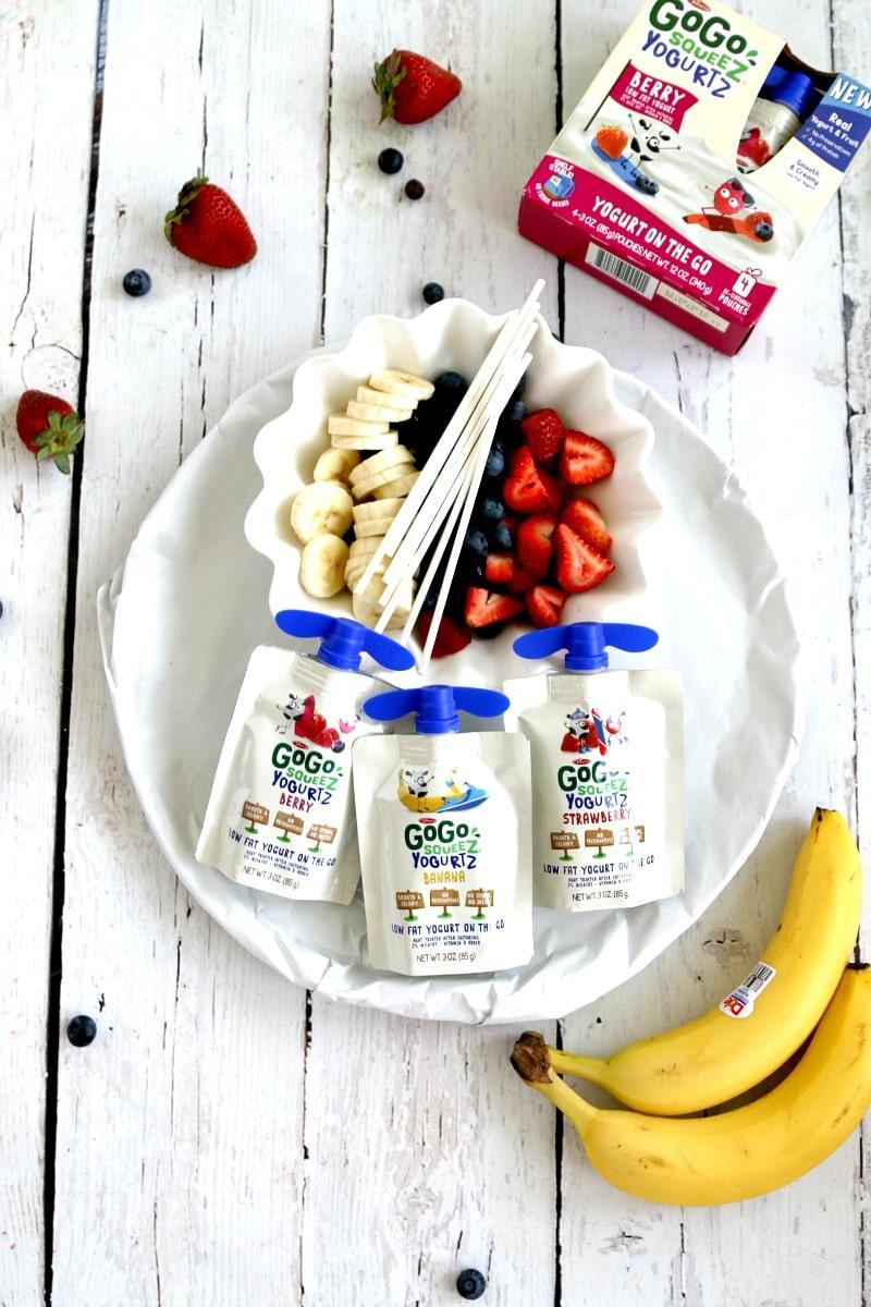 GoGo Squeeze Yogurtz : Now Yogurt that doesnt need Refridgeration! No preservatives, no anitbodies, gluten free, BPA free, Nut Free, Kosher