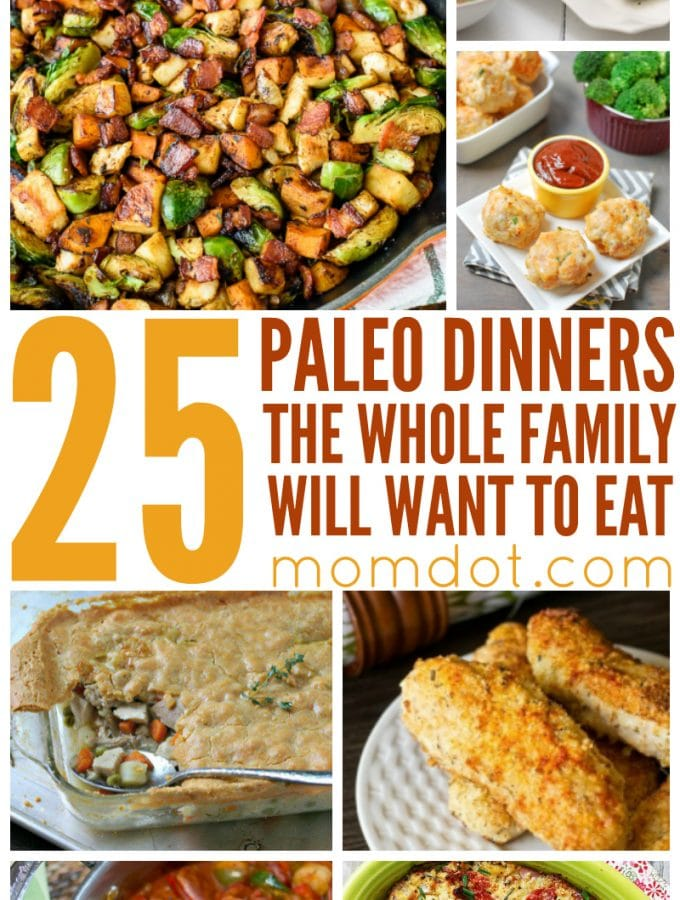 Paleo Dinner Recipes the Whole Family Will Love