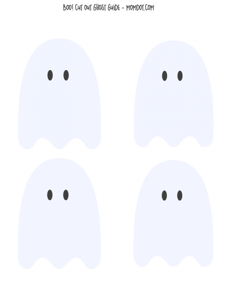 Uncategorized Halloween Ghost Template cotton ball ghosts with free downloadable ghost template momdot halloween crafts printable
