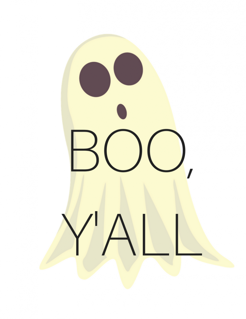 Boo, Y'all , Free Fall Holiday (halloween) print, goes up to 8x10 for your ghosty decoration and party decor. Simply print and enjoy!